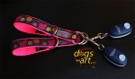dogs-art Clicker-line Wrist Wrap