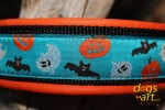 "dogs-art ""Boohoo"" Easy Release Buckle Collar"